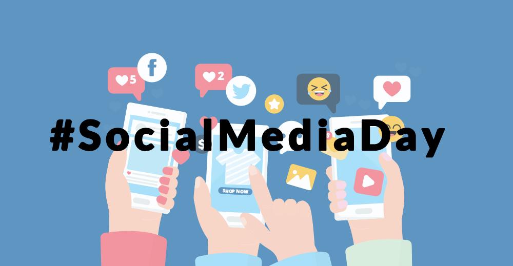 Oggi si celebra il social media day