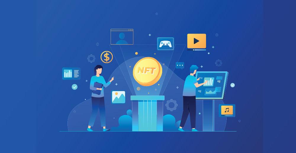 Blockchain criptovalute NFT e identita digitale