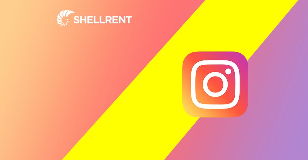 Shellrent apre Instagram