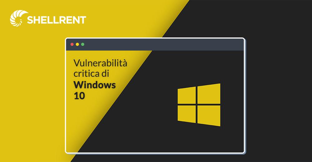 aggiorna windows 10