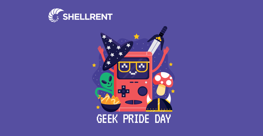 ricorrenza geek pride day