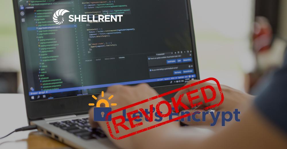 let's encrypt revocati