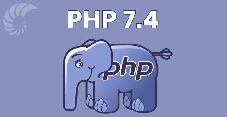 Rilascio PHP 7.4 sui Web Hosting