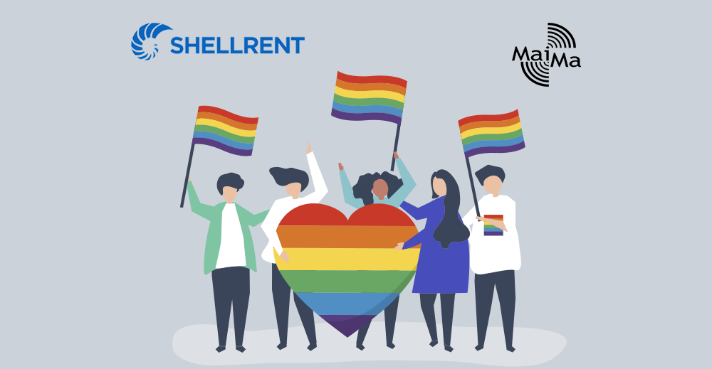 partnership shellrent e maima contro omofobia