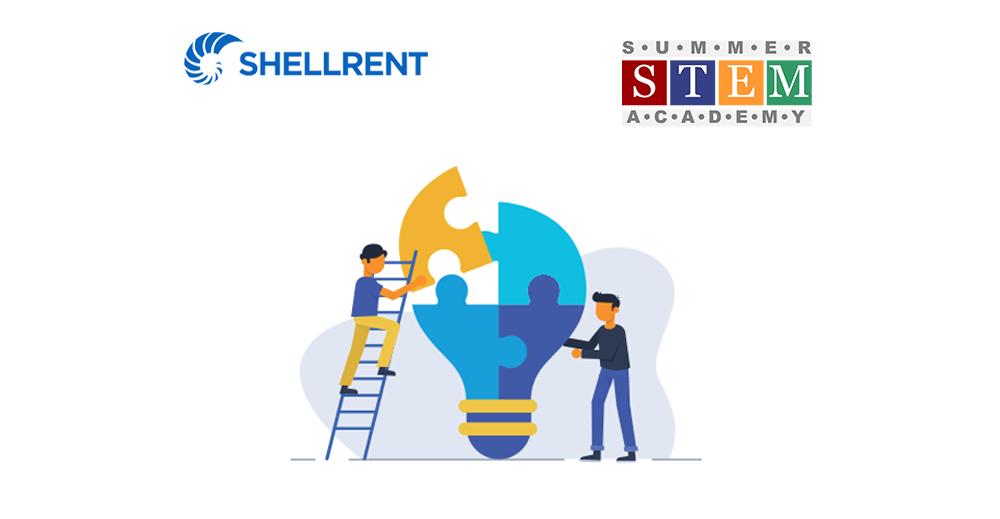 summer stem academy e partner shellrent