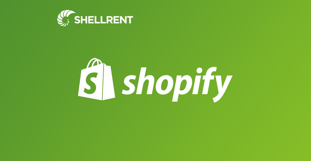 collegare shopify e shellrent