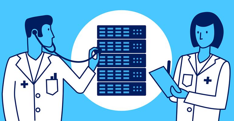 monitorare le prestazioni del server