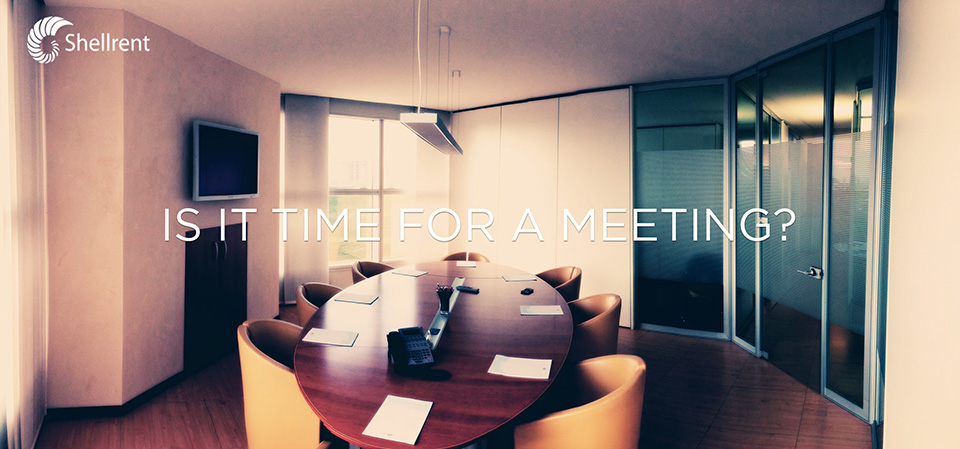 time for a meeting