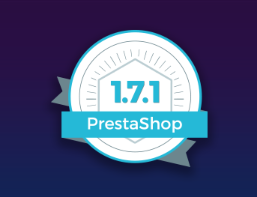 E' disponibile la versione 1.7.1 di PrestaShop