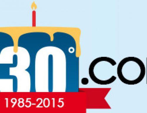 Il .COM compie 30 anni!
