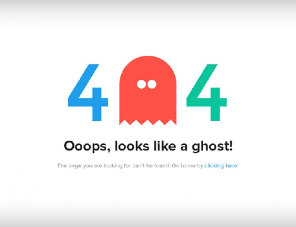 Come sfruttare al meglio l'errore 404