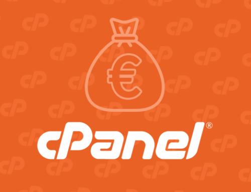 cPanel aumenta le sue tariffe? La nostra risposta