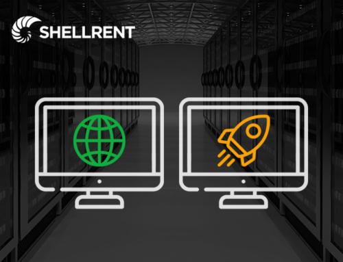 Quali sono le differenze tra dominio e Web Hosting?