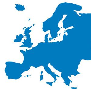 Europe mapEIPEE2