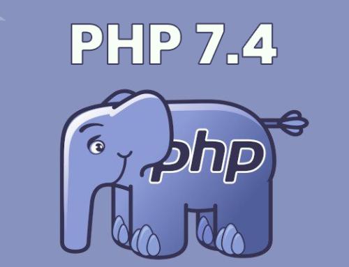 Web Hosting con PHP 7.4: più velocità e sicurezza