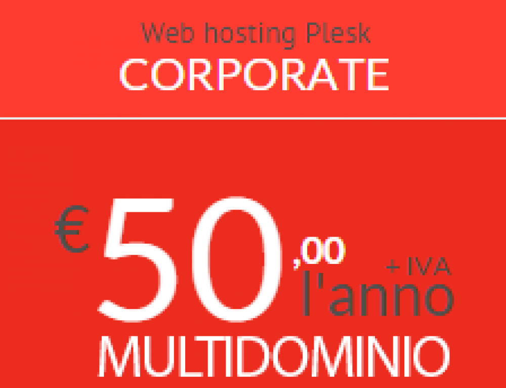 Il primo Web hosting multidominio targato Shellrent