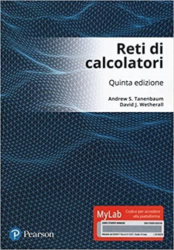 libro e recensione reti di calcolatori