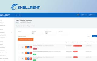 Rinnovi automatici Shellrent