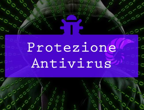 Antivirus: sicurezza per il tuo sito web