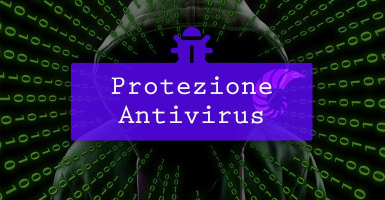 Protezione da virus