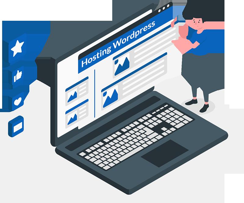 Shellrent Hosting Wordpress