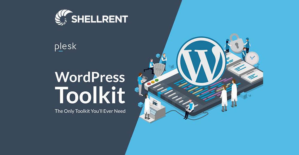 WordPress Toolkit Plesk