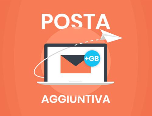 Come aumentare lo spazio della tua casella di posta
