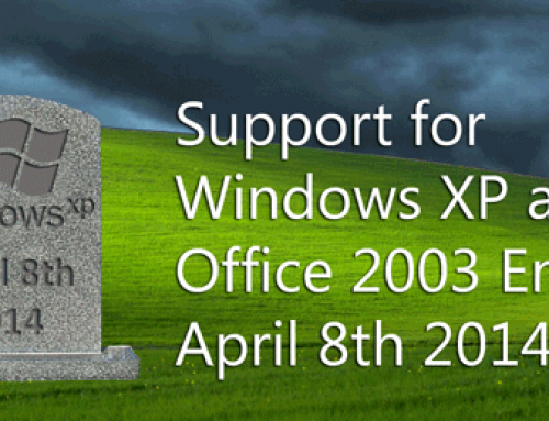 Microsoft termina il supporto a Windows XP