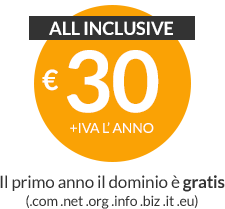 Web hosting All Inclusive