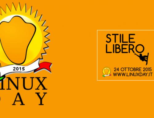 Sabato 24 ottobre si celebra il Linux Day!