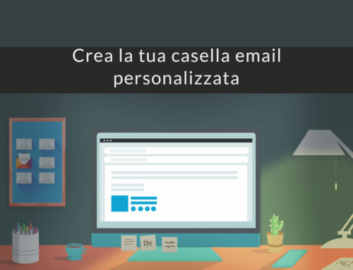 Come creare un'email personalizzata
