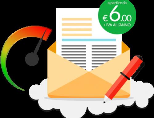 Puoi ampliare la tua casella di posta fino a 15 GB!