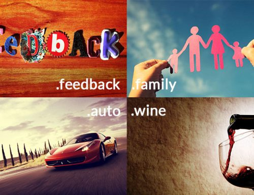 Registra le nuove gTLD .car, .feedback, .wine!
