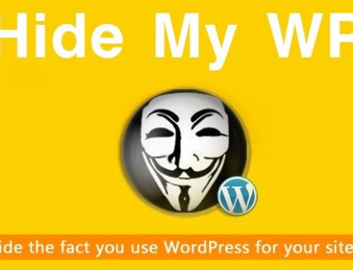 Come nascondere un sito in WordPress