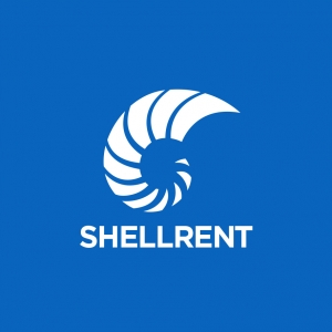 logo_SHELLRENT_blu_quadrato