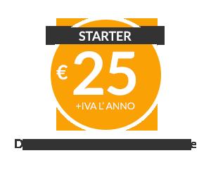 Web hosting Plesk Starter