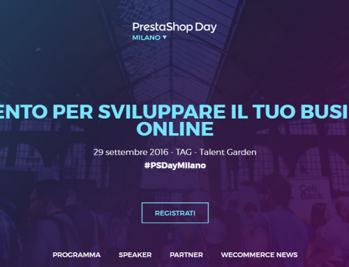 Prestashop Day di Milano: una giornata dedicata all'ecommerce
