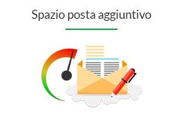 Spazio aggiuntivo di posta
