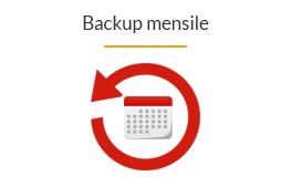 Backup mensile