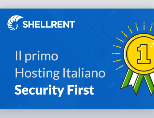 Perché ci definiamo il primo hosting italiano Security First?