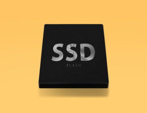 Solo dischi SSD per i nostri VPS Parallels!
