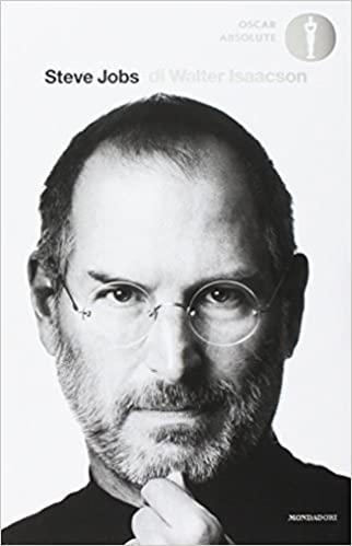 libro e recensione steve jobs biografia