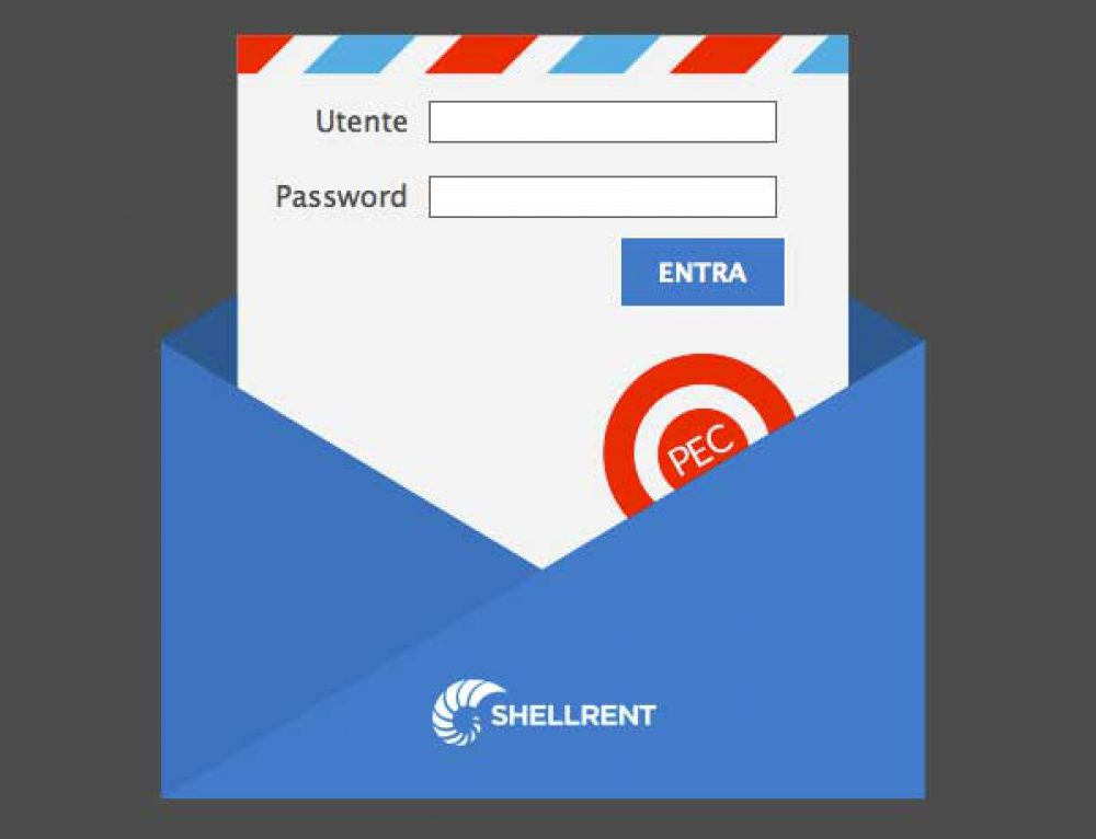 La nuova webmail PEC pec.shellrent.com
