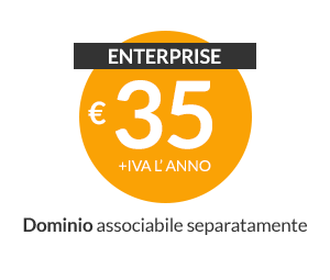 Web hosting Windows Enterprise
