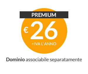 Web hosting Windows Premium