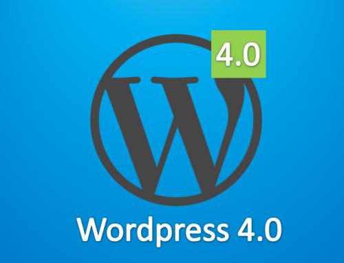 Benvenuto Benny! La nuova versione WordPress 4.0