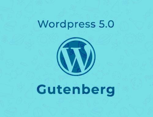 WordPress 5.0 e la rivoluzione di Gutenberg